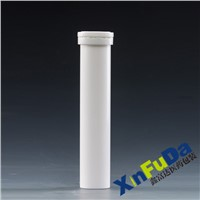 Plastic Effervescent Tablet Tube  133mm