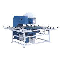 Horizontal Glass Drilling Machine for Hole Size 5~200mm