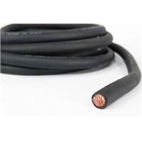 Copper Conductor Rubber Insulation Welding Cable
