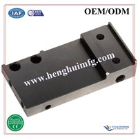 OEM high precision machining anodized aluminum cnc milling service