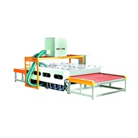 Glass Wash Machine for Laminte, Low-E, Insulate, Solar Glass