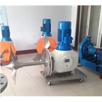 Propeller Agitator, Thruster, Auto Propeller