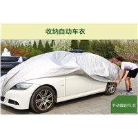 Smart Automatic Car Covers dust proof/water proof/snow protection Remote Control Automatic