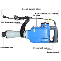 electric demolition hammer 1700W