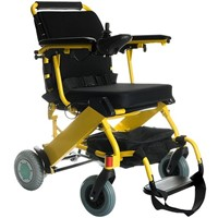 Wft-D07 Foldable Lightweight Lithium Electric Power Wheelchair