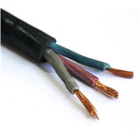 450/750V,H07RN-F type, 300/500V H05RN-F type Rubber sheathed flexible cable wire