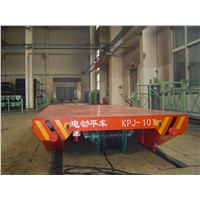 long distance Precise pipe industry on rail transfer wagon transportation system