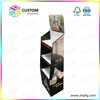 Pop Paper display box with three layers