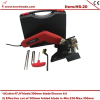 Adjustable Powerful Electric Hot Knife Styrofoam Cutting Machine