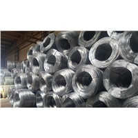 China Galfan Galvanized Steel Wire Popular Strength Class Galvanized Steel Wire