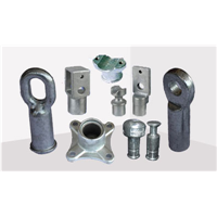 Casting Ball and Socket Iron Composite Insulator End Fitting