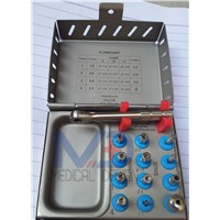 Dental Bone Compression Kit Implant Instruments