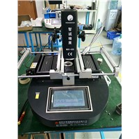 New arrival mobile phone bga repairing tools WDS-430 with touch screen and hot air