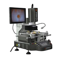Special Offer WDS-600 auto BGA Rework Station for Motherboards, bga solder and desolder station