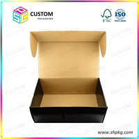 Corrugated paper boxes shipping box