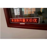 mini LED desktop screen display mini board mini led moving sign