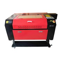 CNC CO2 Leather Laser Engraving Cutting Engraver Cutter 700*500mm/HQ7050