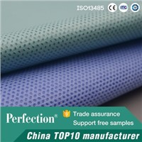 disposable Non-woven  autoclave SMMS wrapping sheet paper