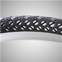 26*1.75 Inch No Air Non-Pneumatic Colorful Tire for Bicycle