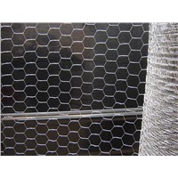 Galvanized Hex. Wire Netting In Reverse Twist (Width of 0.5M-2.0M)