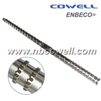 bimetallic extruder screw barrel
