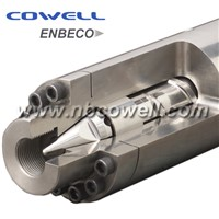 bimetallic injection screw barrel