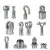 Insulator Type Galvanized Ball And Socket End Fitting For Insulator