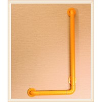 Bathroom safety Grab Bar nylon surface