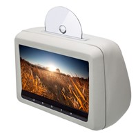10.1'' Headrest Slot in DVD Player with FM IR USB SD Wireless Game, Touch button,HDMI,1080P