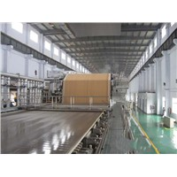 1880MM Cylinder Mold Waste Carton Paper Recycling Machine