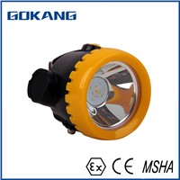 Cordless Miners Cap Lamp & LED Mining Light, ATEX LED Mining Headlamp & LED Cordless Mining Cap Lamp