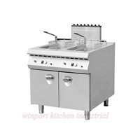 Gas Fryer with cabinet
