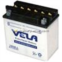 Good Design YB16B-A High Performance Leaad Acid Motorcycle Battery