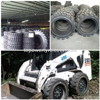 Backhoe Loader Tyre and Skid Steer Loader Tyre 12x16.5