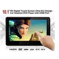"10.1"" HD Digital TFT Ultra-thin Cover-up Car Bracket DVD Player 1080P"