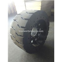Reach Stacker Solid Tire 18.00x25