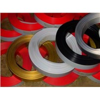 Color coated aluminum slit strip