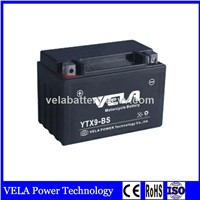 Good Design YTX9-BS Maintenance Free Lead Acid Motorcycle Battery