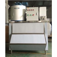 ICEMTS high quality flake ice machine 1000kg/day