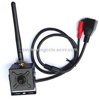 1080P HD 2MP Mini Network IP Pinhole Camera WiFi, Support the Standard ONVIF Protocol, Compatibility