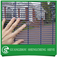 Anti-cut anti-climb 358 fencing design heavy gauge security prison fence