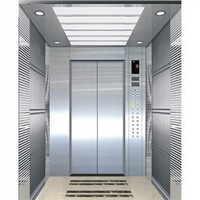 Spacious Luxurious CE Approved Passenger Elevator Lift