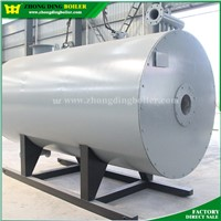 YYW Series Horizontal Industrial Gas Fired Thermal Oil Furnace, Heavy Oil Burner