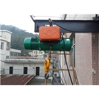 ISO Approved Wire Rope Electric Hoist