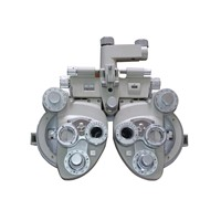 Chinese Made High Quality Optometry Butterfly Shape Manual Phoropter Vision Tester Hand Refractor Hand Phoropter