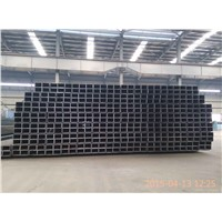 hollow section rectangular pipe in China Dongpengboda