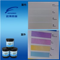 solar discoloration ink ,solar color change ink