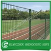 Heavy gauge welded wire mesh security double wire fencing for sale