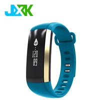 Hot selling smart wristband M2 blood pressure monitor heart rate smart bracelet