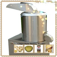 Stainless steel industry ginger paste making machine